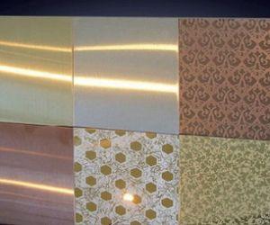 Paslanmaz Çelik Dekoratif Renkler